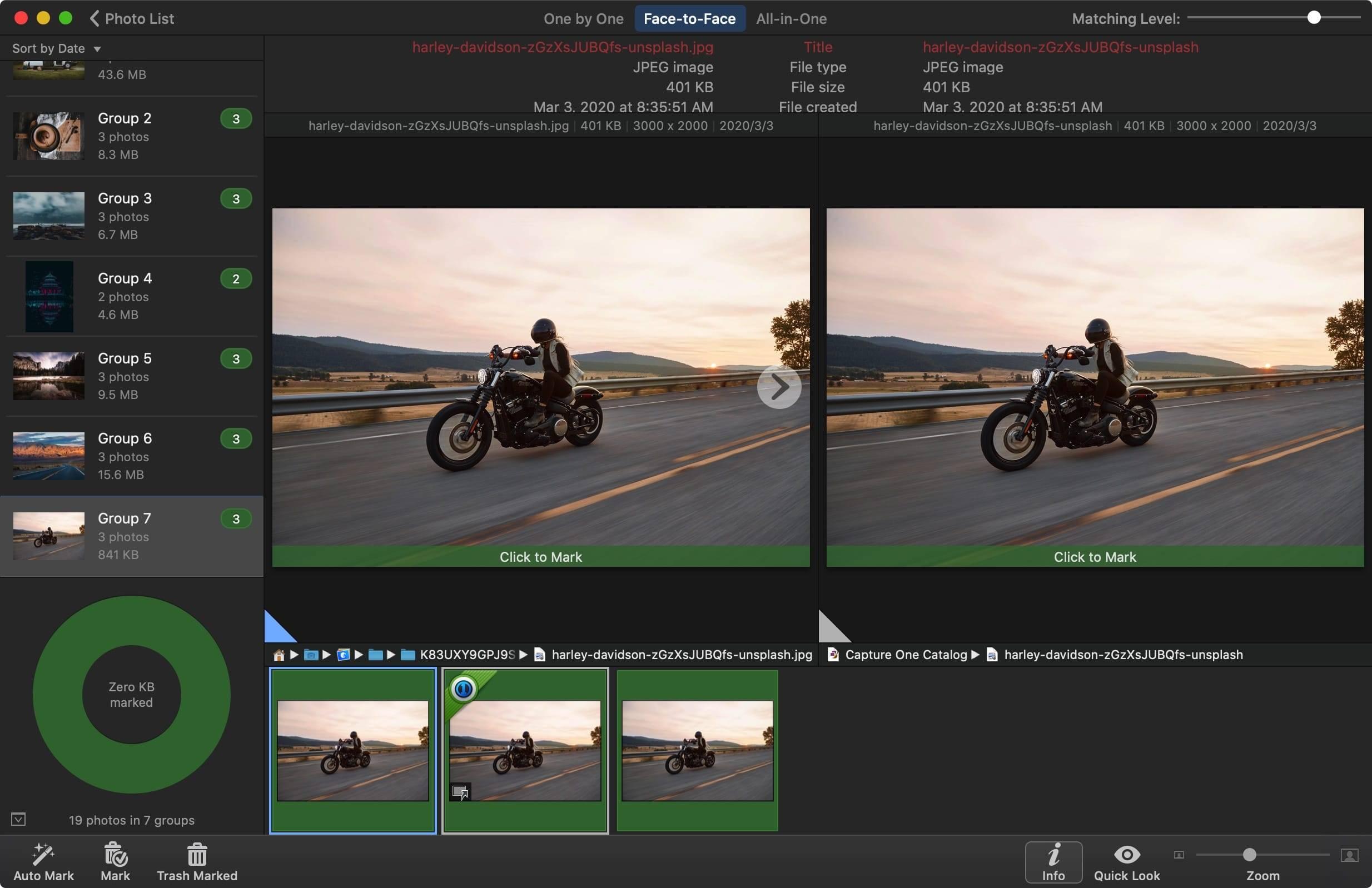 PhotoSweeper X 3.9.1  破解版  相似重复照片清理工具  第3张