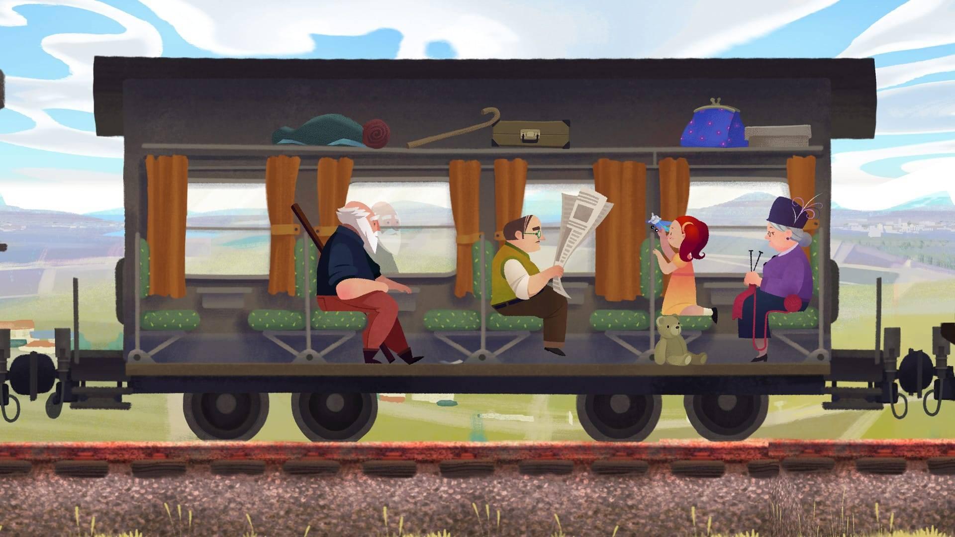 Old Man's Journey  (老人之旅) 策略游戏 第2张