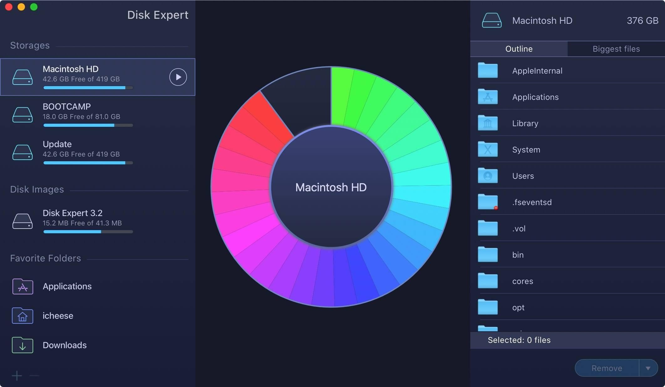 Disk Expert 3.2 破解版 可视化磁盘清理工具-马克喵