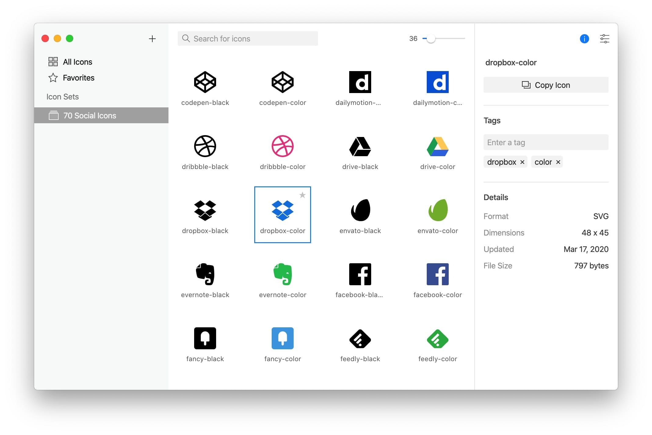 Iconset 系统工具 第1张