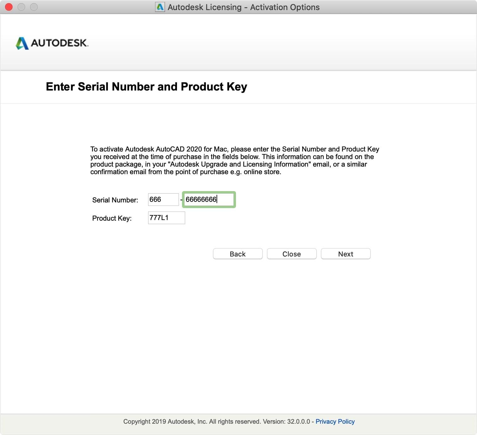 AutoCAD 2020.2 for Mac  英文版破解教程 Mac教程 第7张