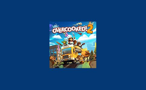 Overcooked! 2 《胡闹厨房2》 Mac 破解版 烹饪模拟游戏