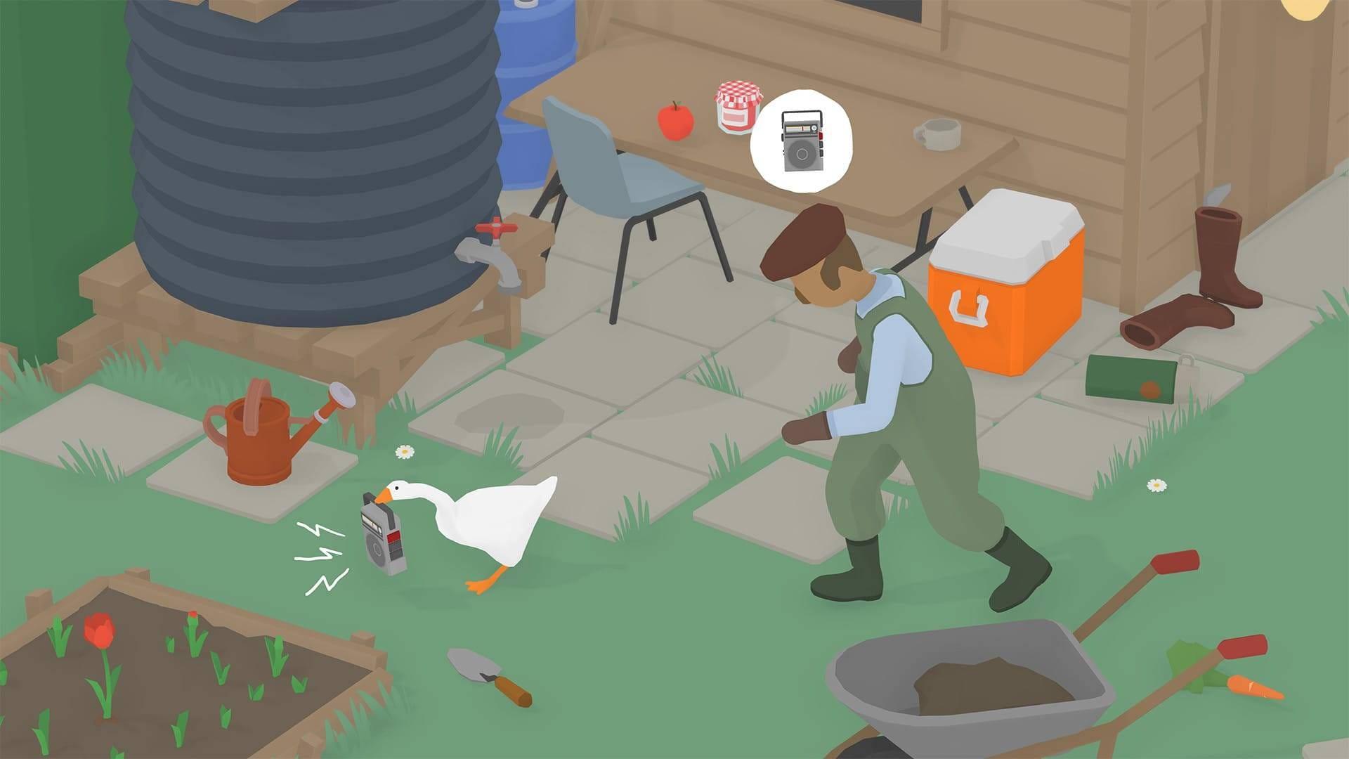 模拟大鹅 1.1.2 (Untitled Goose Game) 动作冒险 第5张