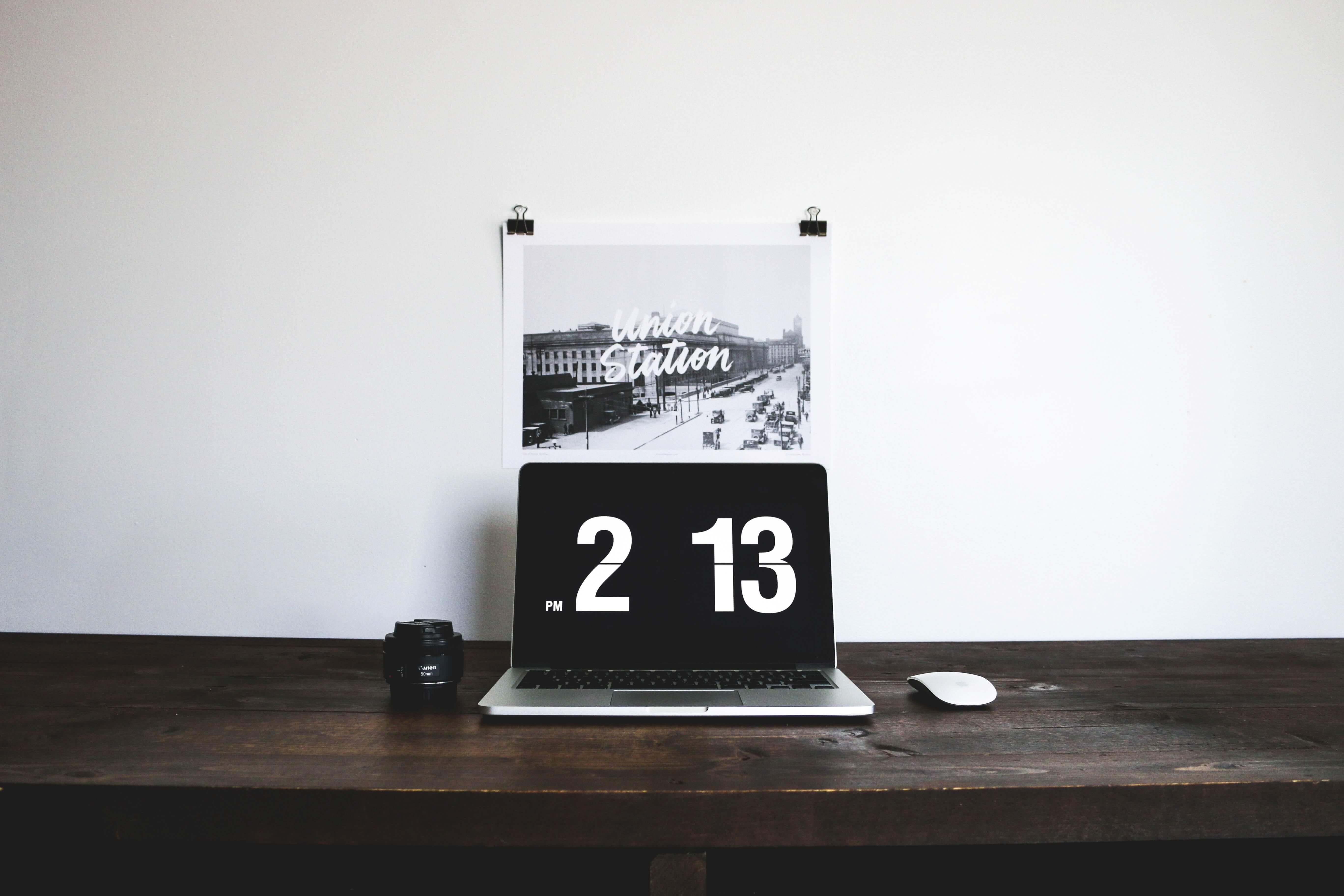 Fliqlo for Mac 1.8.3 屏幕保护程序 数字时钟 壁纸屏保 第3张