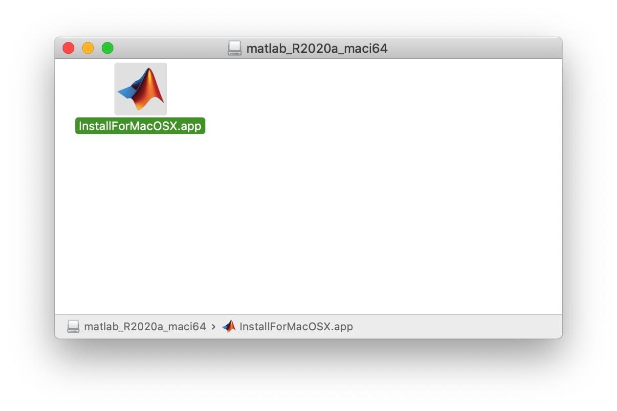 MATLAB R2020a Mac版安装激活教程 Mac教程 第2张