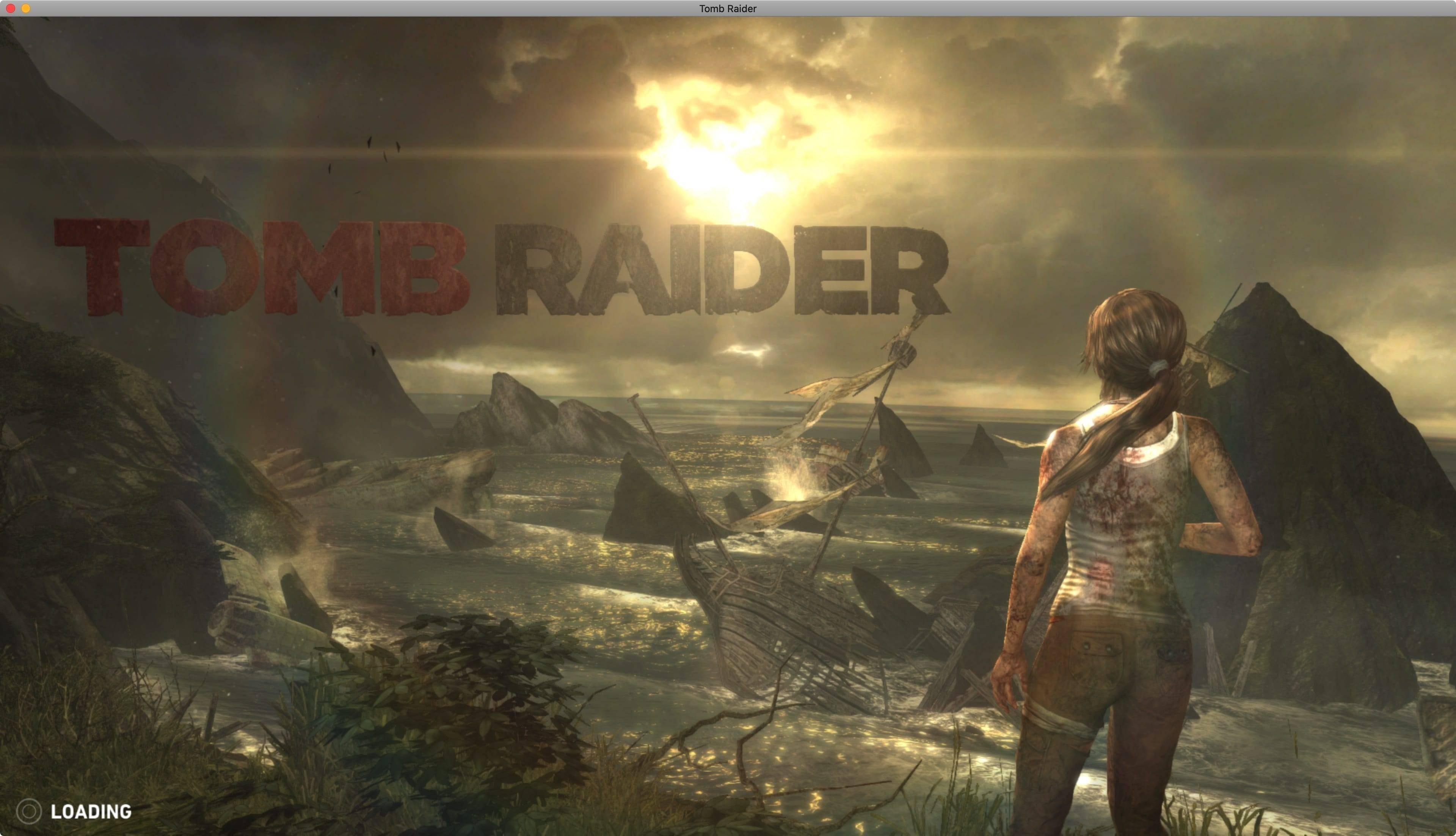 古墓丽影(Tomb Raider) 1.2  探险类动作冒险游戏  第4张