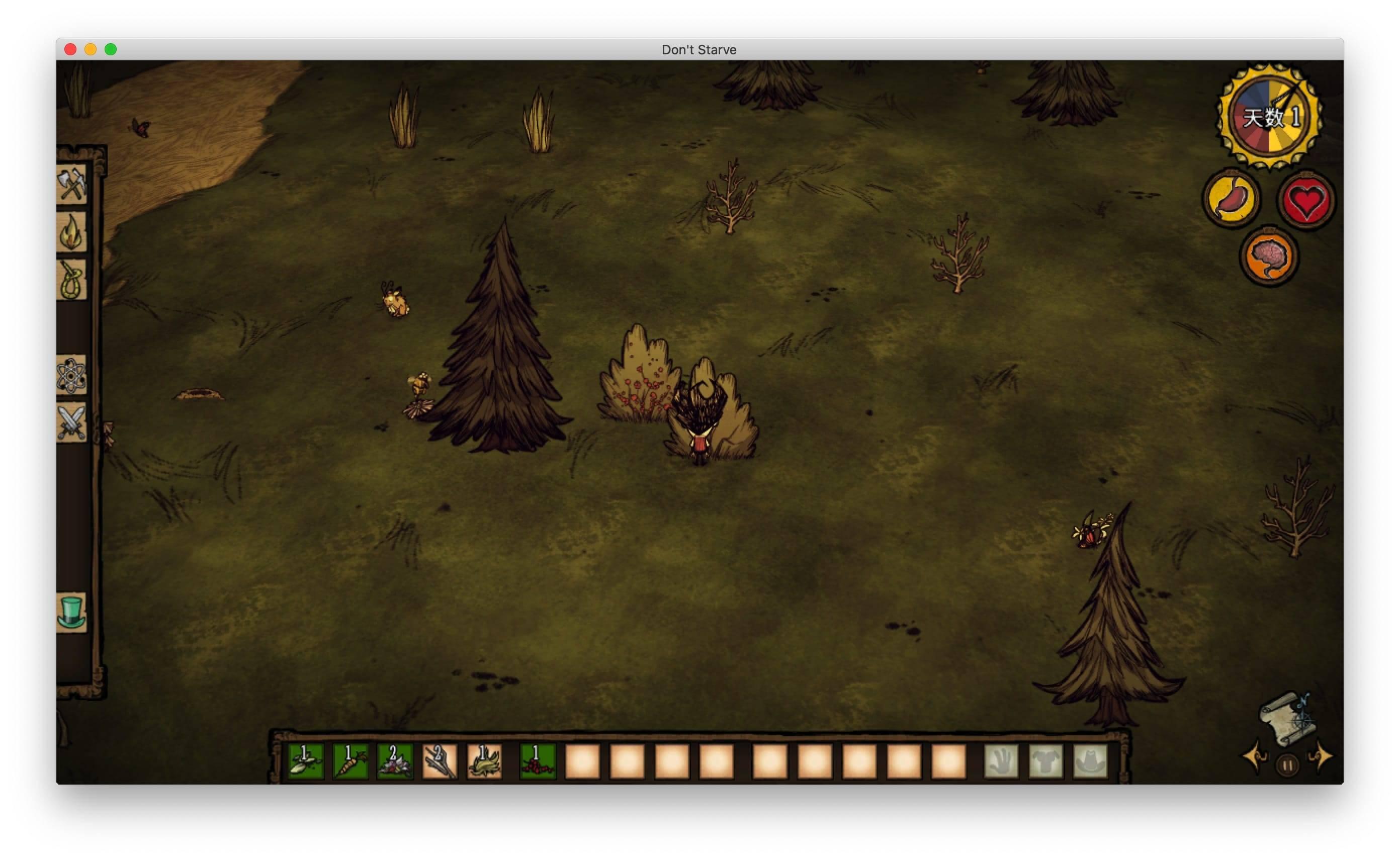 Dont Starve Hamlet v379591 (饥荒)荒野生存游戏 生存游戏 第3张