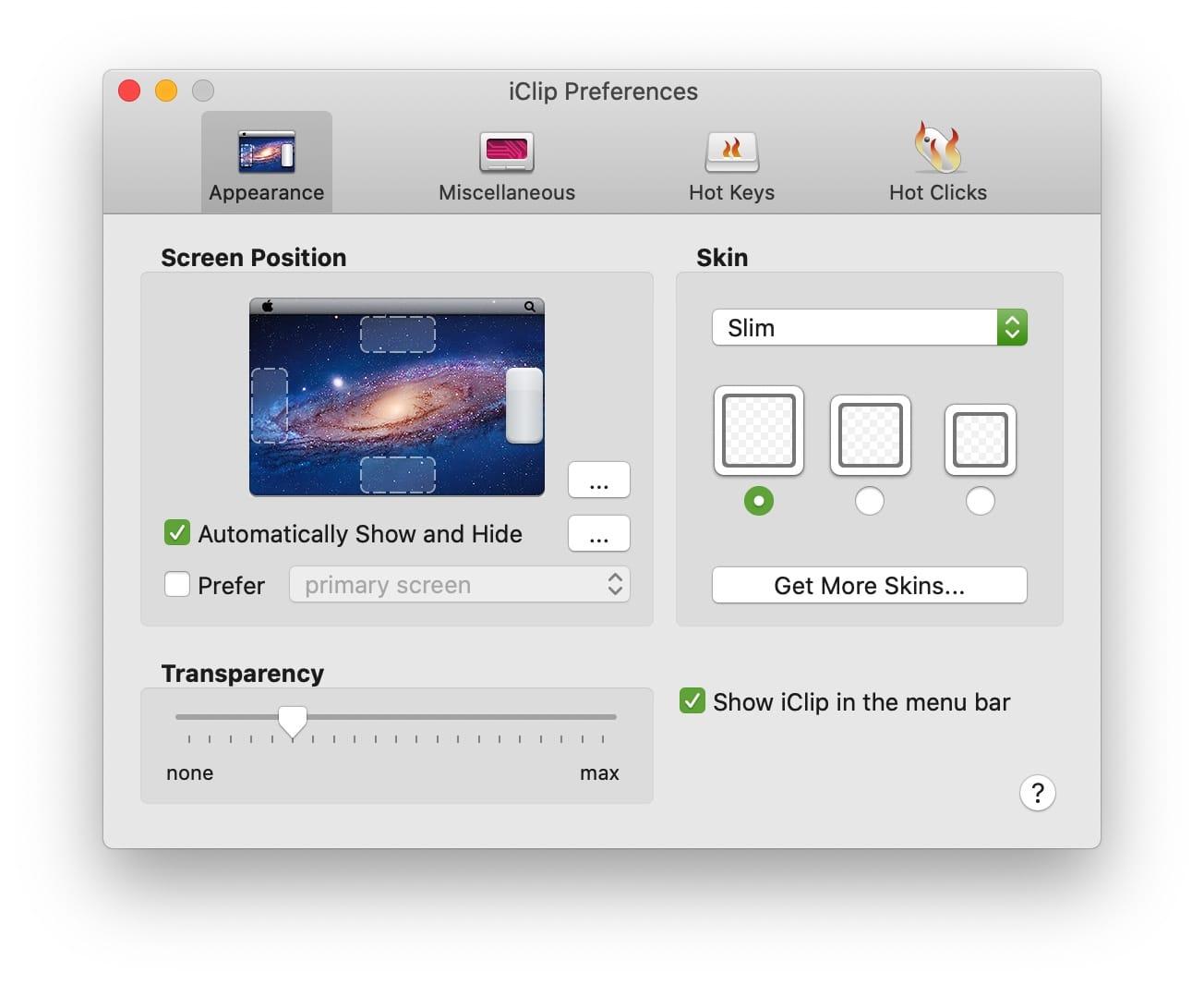 iClip 系统工具 第1张